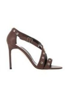 Manolo Blahnik Ningiaba Crisscross Sandals