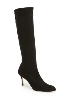 Manolo Blahnik 'Pascaputre' Tall Boot (Women)