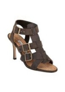 Manolo Blahnik Pidigi Buckle-Strap Sandals