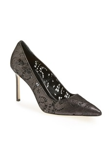 Manolo Blahnik Pointy Toe Pump