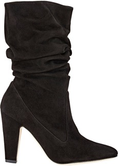 Manolo Blahnik Ruched Artesina Boots