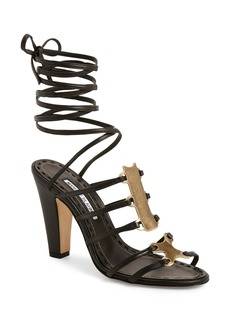 Manolo Blahnik 'Statyra' Sandal (Women)