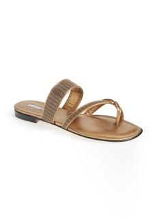 Manolo Blahnik 'Susa' Flat Sandal (Women)