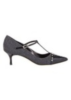 Manolo Blahnik Vippina T-strap Pumps