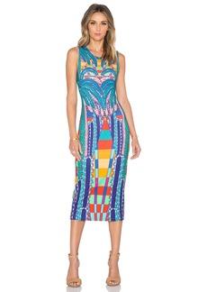 Mara Hoffman Bodycon Midi Dress