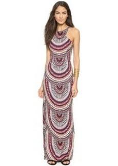 Mara Hoffman Column Maxi Dress