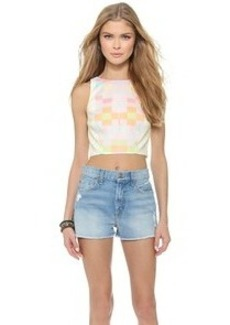 Mara Hoffman Crop Top