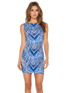 Mara Hoffman Cut Out Back Dress