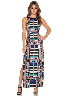 Mara Hoffman Cut Out Column Dress