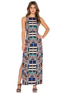Mara Hoffman Cut Out Column Dress