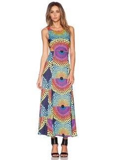 Mara Hoffman Cut Out Maxi Dress