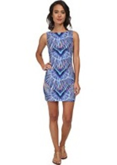Mara Hoffman Cutout Back Dress