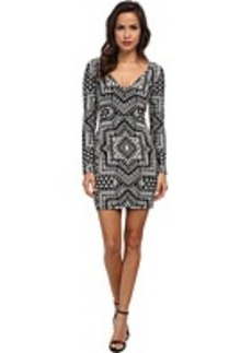 Mara Hoffman Deep V Cutout Dress