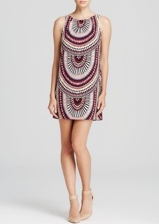 Mara Hoffman Dress - Pleat Front Printed