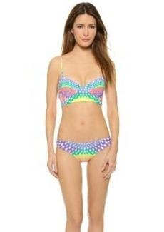 Mara Hoffman Electrolight Underwire Bikini Top