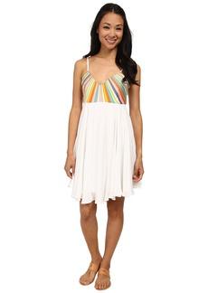 Mara Hoffman Embroidered Dress