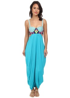 Mara Hoffman Embroidered Maxi Dress