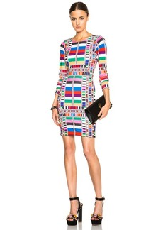 Mara Hoffman Fitted Dress