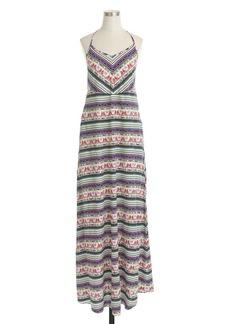 Mara Hoffman® for J.Crew parrot dress