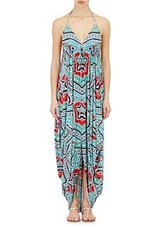 Mara Hoffman Halter Maxi Dress