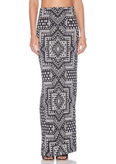Mara Hoffman High Waisted Maxi Skirt