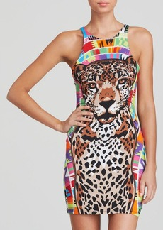 Mara Hoffman Jaguar Mini Dress Swim Cover Up