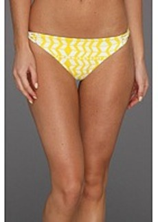 Mara Hoffman Luau Spandex Basket Weave Bottom