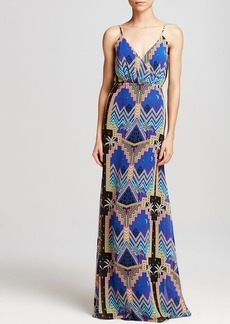 Mara Hoffman Maxi Dress - Crossover Pyramid