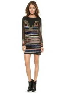 Mara Hoffman Mini Sequin Dress