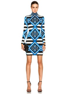 Mara Hoffman Mini Turtleneck Dress