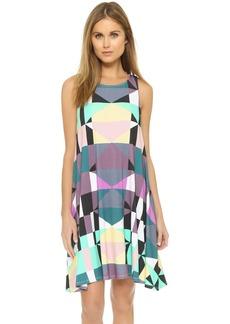 Mara Hoffman Ponte Swing Dress