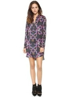 Mara Hoffman Print Shirtdress
