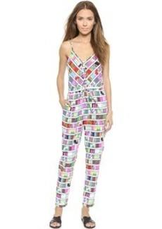 Mara Hoffman Printed Jumpsuit