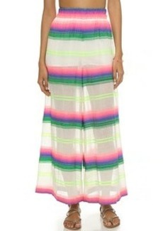 Mara Hoffman Rainbow Stripe Beach Pants