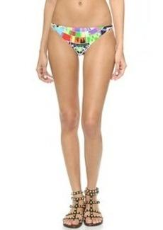 Mara Hoffman Reversible Basket Weave Bikini Bottoms