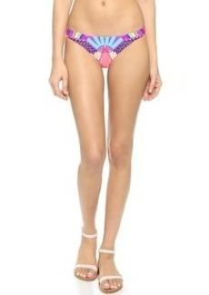 Mara Hoffman Reversible Low Rise Bikini Bottoms