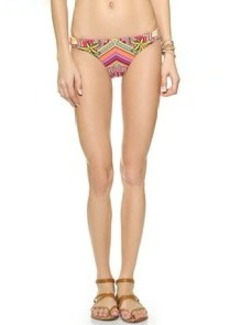Mara Hoffman Reversible Parrot Bikini Bottoms