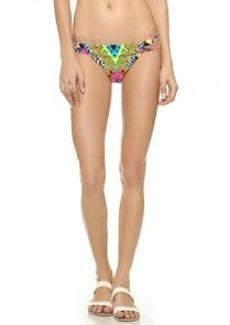 Mara Hoffman Reversible Two Strap Bikini Bottoms
