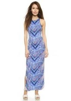 Mara Hoffman Rising Palm Column Dress