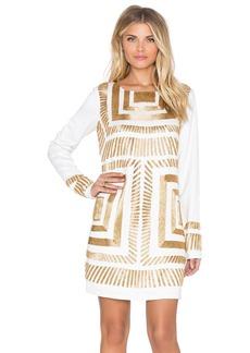 Mara Hoffman Satin Embellished Dress