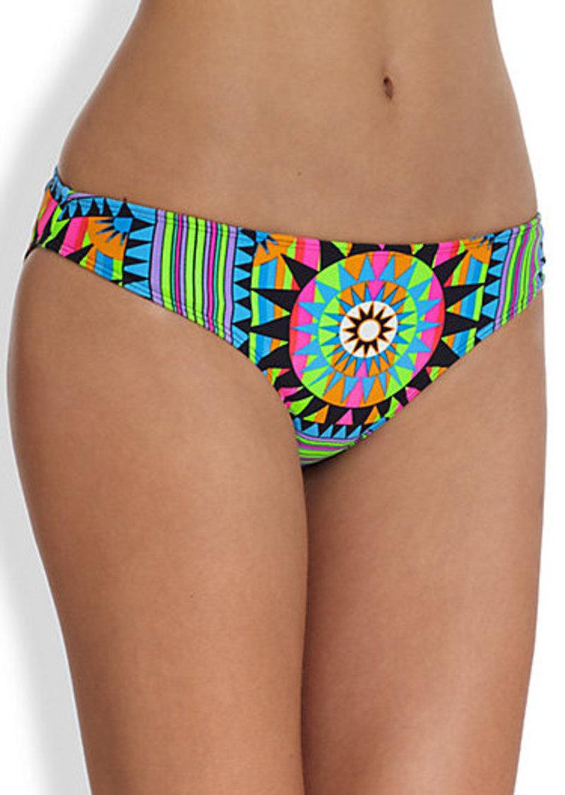 Mara Hoffman Shakti Classic Bikini Bottom