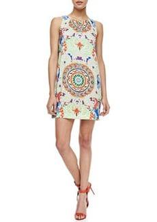 Mara Hoffman Sleeveless Printed Shift Dress
