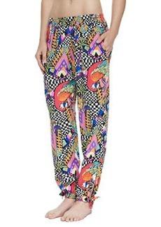 Mara Hoffman Slouchy Printed Coverup Pants