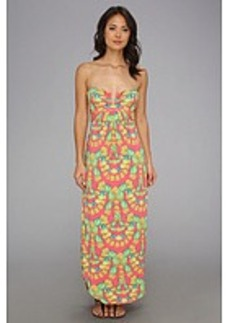 Mara Hoffman V-Wire Maxi Dress