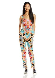 Mara Hoffman Women's Button Front Jumpsuit