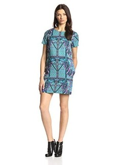 Mara Hoffman Women's Camel Shift Dress