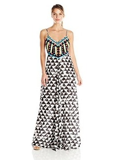 Mara Hoffman Women's Embellished Maxi Dress