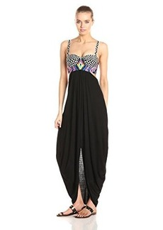 Mara Hoffman Women's Embroidered Maxi Dress