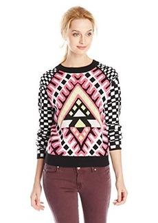 Mara Hoffman Women's Jacquard Pullover Sweater