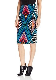 Mara Hoffman Women's Ponte Pencil Skirt